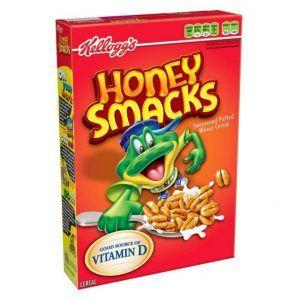 Multi-state outbreak of Salmonella linked to Kellogg's Honey Smacks