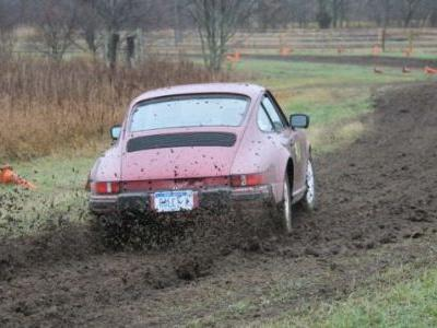 You may be surprised to hear that a Porsche 911 is extremely good at racing off road, even a sloppy