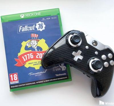 It's not just you - Fallout 76's disc is pointless