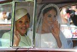 Meghan's Mom Could Not Look Any Happier at Her Daughter's Wedding to Prince Harry