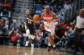 Bucks swap picks with Wizards, acquire Jodie Meeks