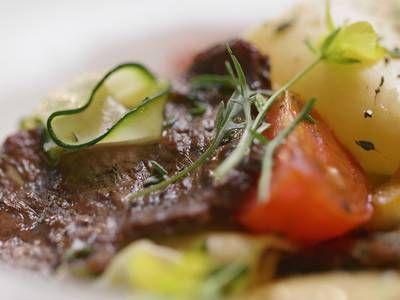 First lab-grown steak is served up in Israel
