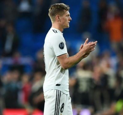 Kroos points to Champions League three-peat after Real Madrid 'lose everything' in Ajax trouncing