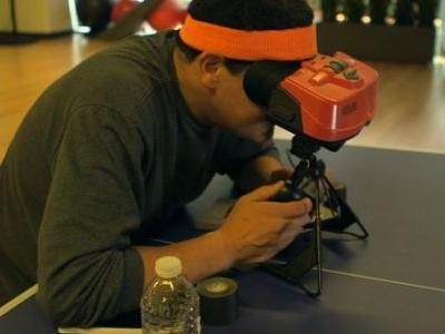 Nintendo is constantly looking to disrupt and innovate, says Virtual Boy failure may have paved the way for 3DS