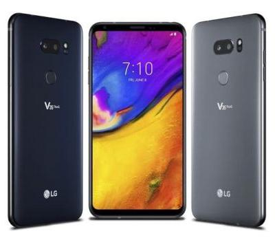LG V35 ThinQ Smartphone Is Now Official