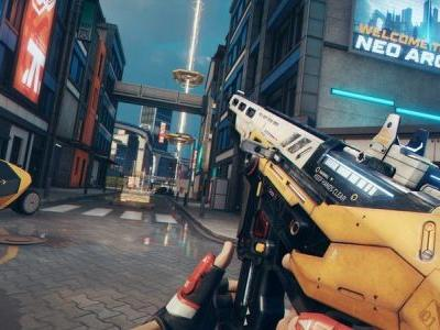 Ubisoft reveals Hyper Space, new free-to-play battle royale shooter