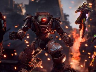 Anthem Closed Alpha Coming Early December, Signups Now