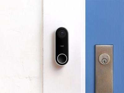 Nest Hello to get package delivery and pickup detection