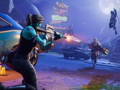 Fortnite Update 1.30 Available Now, Read the Patch Notes