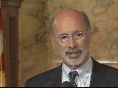 Governor Wolf signs domestic abuser gun ban