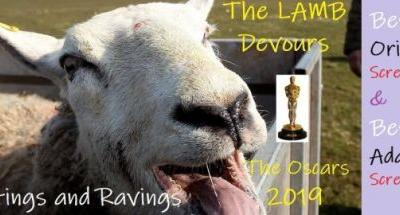 The LAMB Devours the Oscar 2019 - Best Original Screenplay and Best Adapted Screenplay