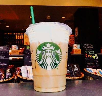 What Does Starbucks' Iced Vanilla Bean Coconutmilk Latte Taste Like? It's Sweet & Refreshing