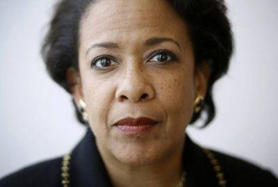 AP Interview: Lynch says US must hold police accountable