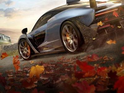 Forza Horizon 4's First Expansion Takes Players To Fortune Island