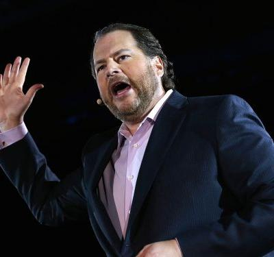 Salesforce CEO Marc Benioff, who just bought Time Magazine for $190 million, says he lives with a 'beginner's mind' - here's what that means