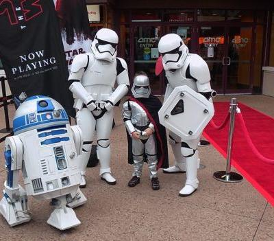 Exclusive: 50 Photos from Star Wars: The Last Jedi Disney World Premiere