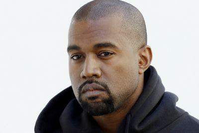 Kanye Is Reportedly on a Mountaintop in Wyoming Working on His New Album