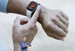 Apple Watch morphing into medical device