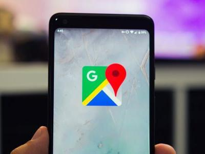 Google Maps for Android testing notifications for quickly rating locations, businesses