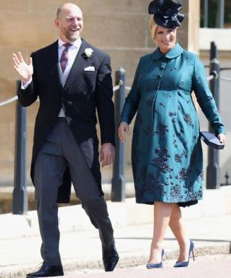 Zara Tindall Gave Birth To Another Royal Baby, So The Queen Has Another Great-Grandchild
