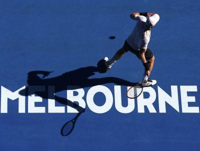 Top seed Murray wins Aussie opener