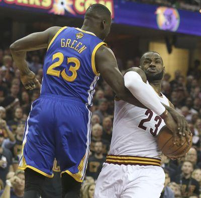 Cavaliers have underdog role and Draymond Green's goal of annihilation if they need motivation against Warriors