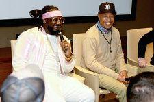 Backseat Freestyle: Russell Simmons & T-Pain Present Spotify's 'Traffic Jams' in New York City