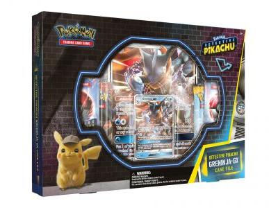 The Pokemon Trading Card Game recruits Detective Pikachu