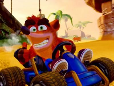 New Nintendo Releases Next Week - Crash Team Racing: Nitro-Fueled
