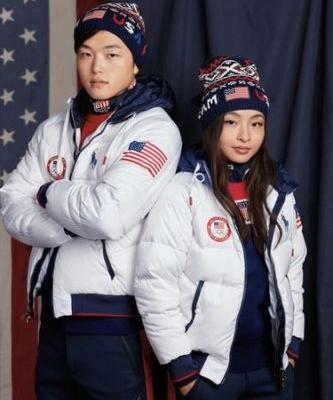 Where To Buy Team USA's Closing Ceremony Hats, Because Red, White, & Blue Is A Lifestyle