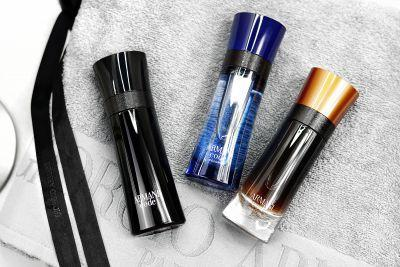 Code of Conduct: Armani Code Collection Roundup