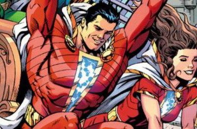 Shazam! Is Getting a New Comic Series from DC's Geoff