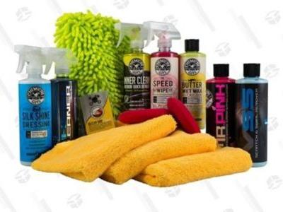 Keep Your Car Looking Brand New With $20 Off This Chemical Guys Kit