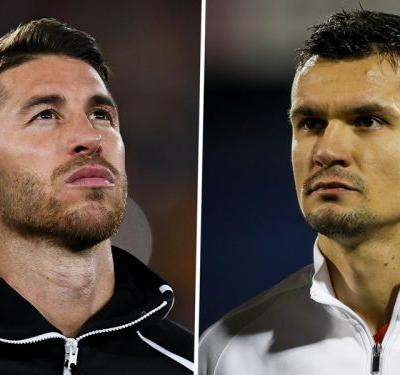 Lovren hit with UEFA ban for 'p******' Ramos post