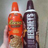 Reese's and Hershey's Whipped Creams Really Exist, So I'm Never Eating Waffles Plain Again