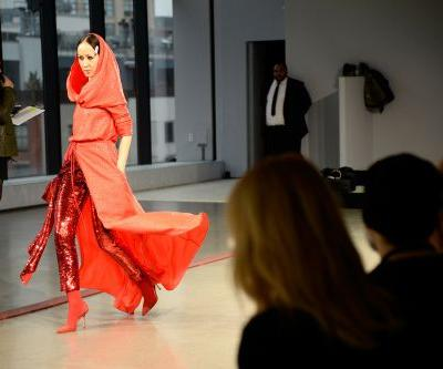 Iconic model Pat Cleveland kills it on the runway at 68