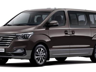 2018 Welcomes Hyundai's Facelifted Grand Starex 12-Seater Minivan