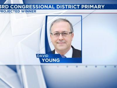 Former Congressman David Young Wins Primary to Face Rep. Axne Again