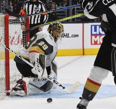 Golden Knights complete sweep of Kings, and they look poised for even greater things