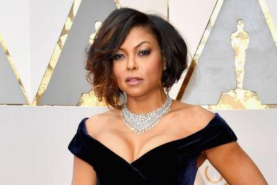 Taraji P. Henson goes full diva in gorgeous MAC campaign