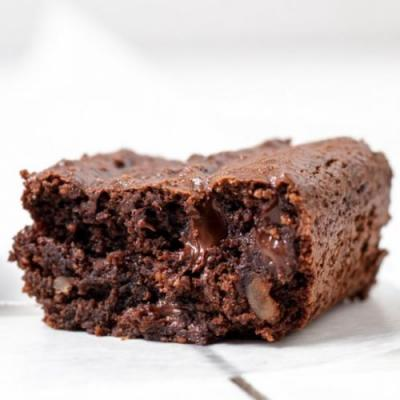 Go-to Peanut Butter Brownies