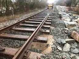 Saturday Extreme Weather Update: Abergavenny to Hereford Line Reopened