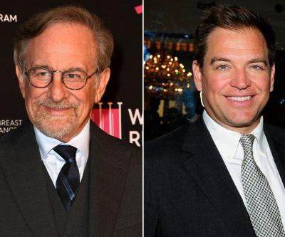 Steven Spielberg pulls out of 'Bull' over Michael Weatherly harassment controversy
