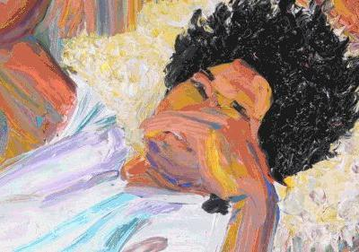 Lauren Gregory: Oil Painting GifsBrooklyn-based and