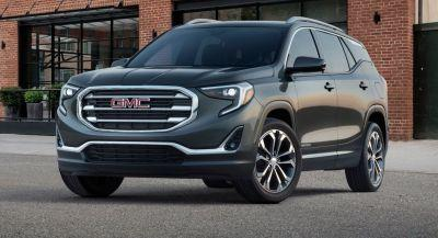2018 GMC Terrain Priced From $25,970, Terrain Denali From $38,495