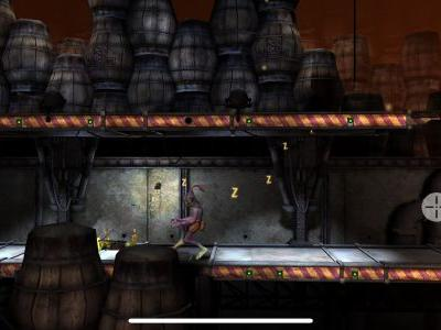 'Oddworld: New 'n' Tasty' First Impressions - Charge up Your MFi Controller Before Playing