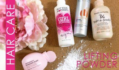 MAJ HAIR VOLUME WITH UPLIFTING POWDER