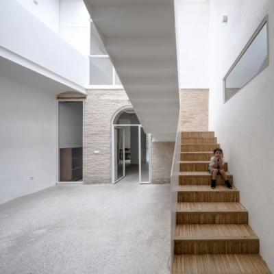 House for a Family of Musicians / Baum Lab