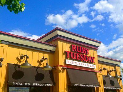 Flailing Chain Ruby Tuesday Is Being Sold Off