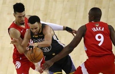 Game Wrap: Raptors pull within one win of NBA Championship